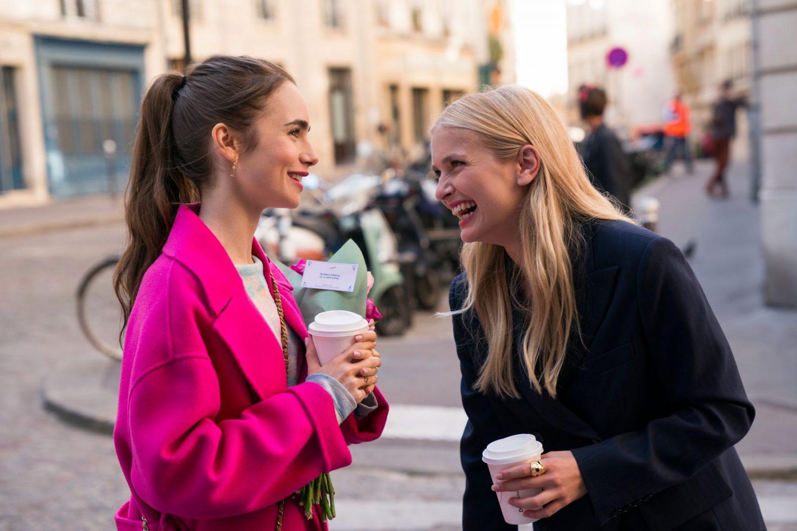 Emily in Paris: kochać czy nienawidzić?